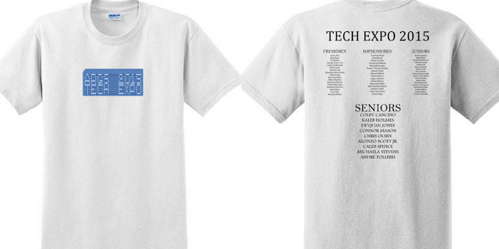 Tech Expo 2015 T-shirt