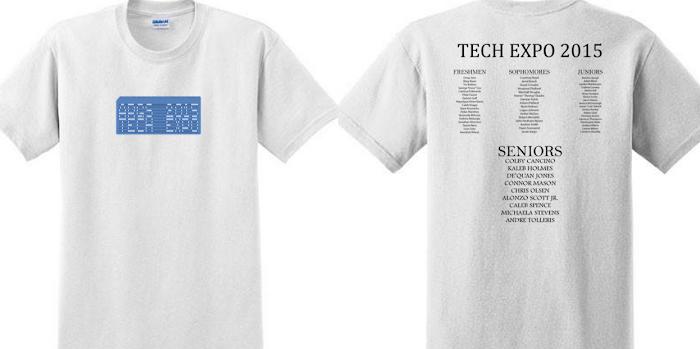 Tech Expo 2015 T-shirt